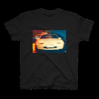 もずく屋さんのNAロードスター T-shirts