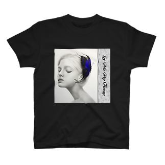 美流乃~Milno~のLet Me Fly Away T-shirts