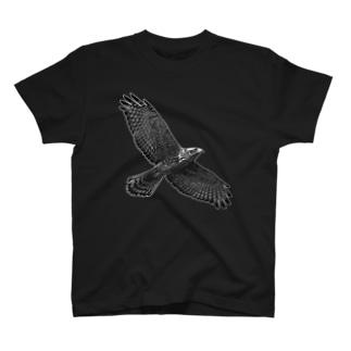 サシバノワタリ T-shirts