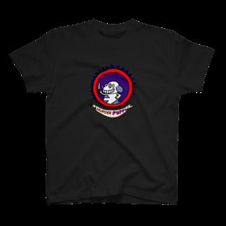 Kiligoya Companyのmurder puppy T-shirts
