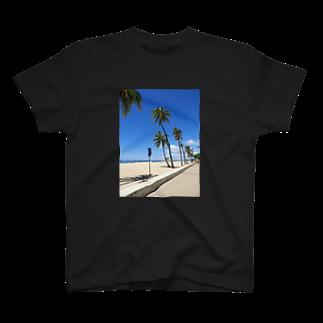 momosuke125のhawaii T-shirts