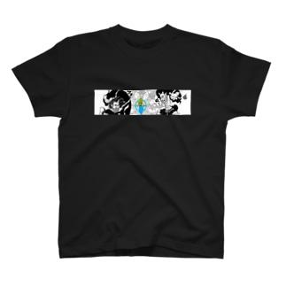 Huujin&Raijin T-shirts
