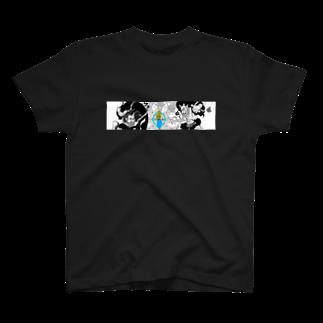 kozono.108のHuujin&Raijin T-shirts