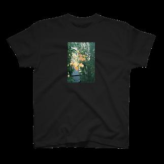 matsuiのノウゼンカズラ T-shirts