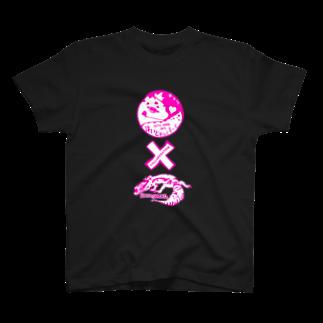 めろこ🎃めめんともりのこらぼ T-shirts