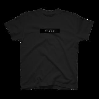 T. K. V.のJesus T-shirts
