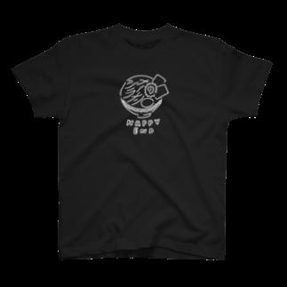 MAO NISHIDAのHAPPY END T-shirts