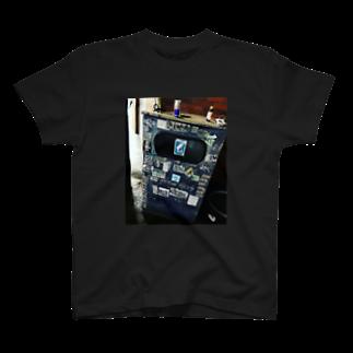 ゴリーメイソンのゴリラストリート T-shirts