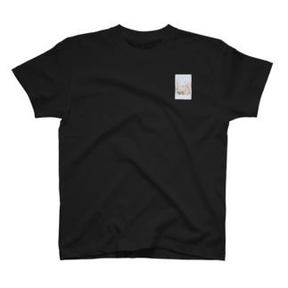 二重露光のポラロイド01 T-shirts