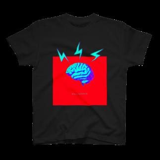 LAHのBRAINSHOCK T-shirts