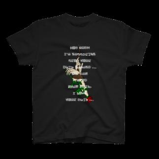tiki_tha_banquetのHANG5 T-shirts