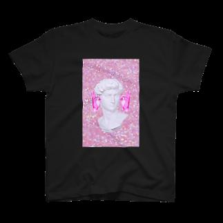 momohamの弾けよう T-shirts