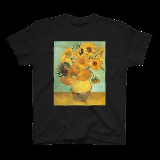 spellのゴッホ T-shirts