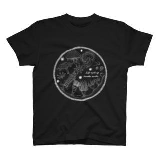 ミズクラゲの生活史 T-shirts
