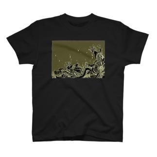 裏コイコイ T-shirts