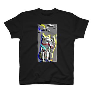 妖狐の夜 T-shirts