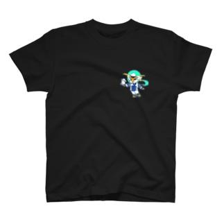 チニタちゃんぐっず T-shirts
