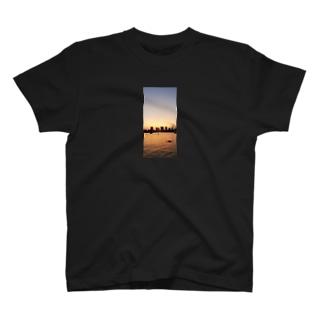 DAIBA プリントTシャツ T-shirts