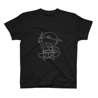 ドラムボーイ T-shirts