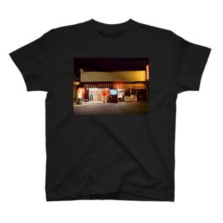 夜のティーシャツ T-shirts