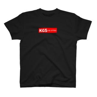 KGS JIU-JITSU T-shirts