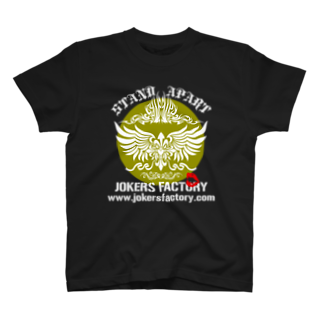 JOKERS FACTORYのJOKERS TWO  DARK COLOR VERSION T-shirts