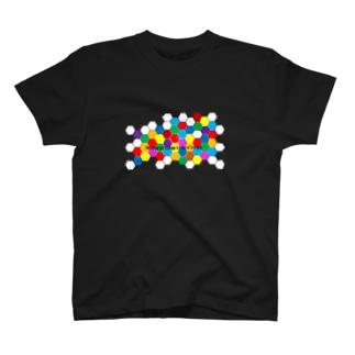 ハニカム T-shirts