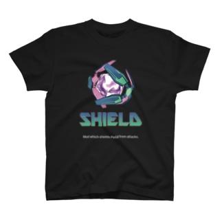 CPS-ROCK T-shirt (背景なし) T-shirts