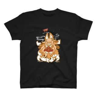 ツノ狐キノハ! T-shirts