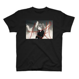 free fire girl -無料の萌える女子- T-shirts