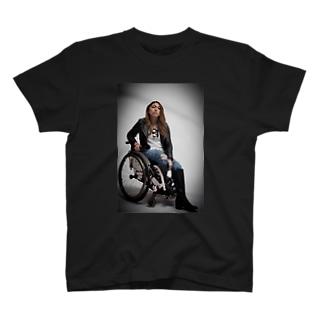 ロゴなしシリーズ T-shirts