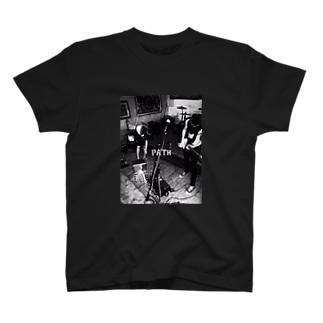 path T-shirts