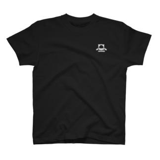 アニマのクズT(black) T-shirts