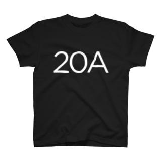 白井20A T-shirts