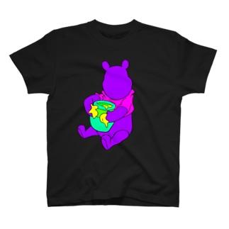 ドーピングベア T-shirts