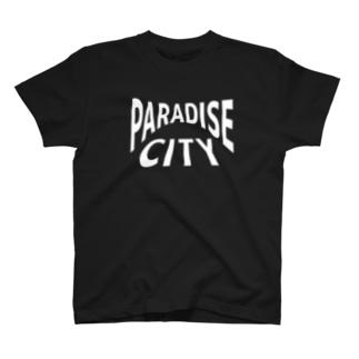 パラダイスシティ  T-shirts