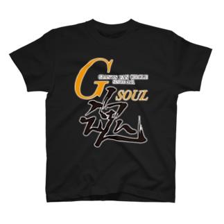 前面プリントTシャツ☆G-SOUL T-shirts