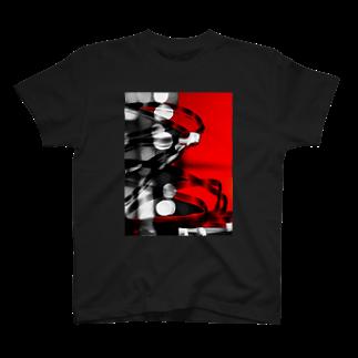 混沌コントロール屋さんのF5 T-shirts
