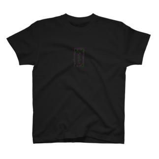 電脳チャイナパトロール(バグ)  T-shirts