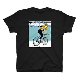CANDY BALL (fixie girl) T-Shirt