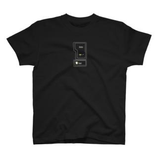 Butter&Toastキー_濃色用 T-shirts