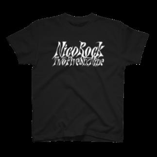 2569のNicoRock TwoFiveSixNine T-shirts