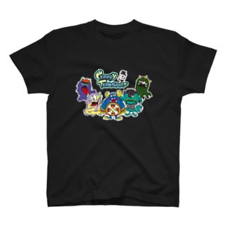 Creepy Treasures! Monsuter Familiy! T-shirts