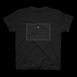 cooLunaの原稿用紙 ~ 白 ~ T-shirts