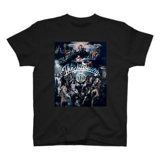 Last Judgement _ Dark color T-shirts