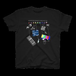 Ryxxxsの吊るされています T-shirts