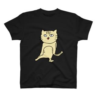 Sizimi_Kusodasaの猫 T-shirts