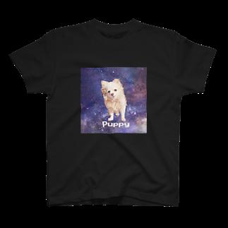 tinamagicalのpuppy T-shirts