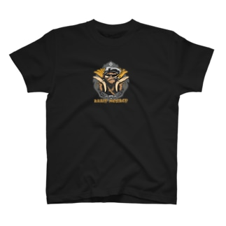 hirochunのmonkey  T-shirts