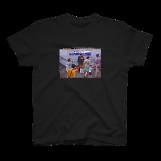osushitabeyouの新スベダールT1 T-shirts